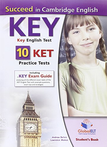 9781904663201: Succeed in Cambridge English Key-ket, Student's Book: 10 Ket Practice Tests