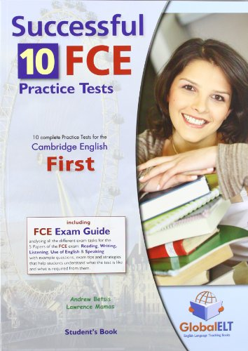 9781904663270: Successful Cambridge FCE - Student's Book with 10 Practice Tests