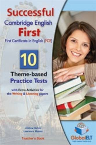 9781904663287: Successful Cambridge FCE - Teacher's Book with 10 Practice Tests and FCE Exam Guide