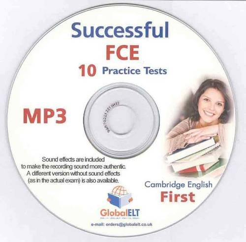 9781904663294: Successful Cambridge FCE - 10 Practice Tests - Audio CDs