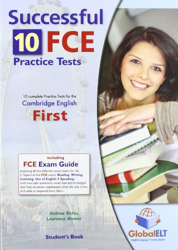 9781904663300: Successful Cambridge FCE - Student's Book with 10 Practice Tests , Self Study Guide and Answer Key
