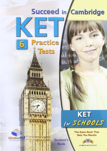 Succeed in Cambridge KET - Self Study: Mamas, Lawrence, Betsis,