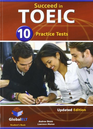 9781904663966: Succeed in TOEIC - Student's Book with 10 Practice Tests