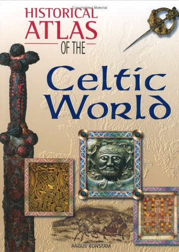 9781904668015: Historical Atlas of the Celtic World