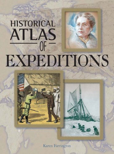 9781904668091: Historical Atlas of Expeditions