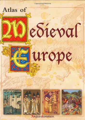 9781904668107: Atlas of Medieval Europe