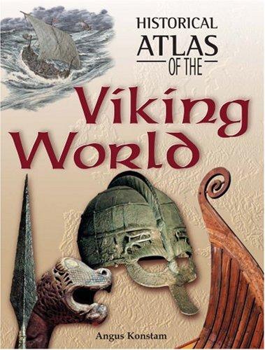 9781904668121: Historical Atlas of the Viking World