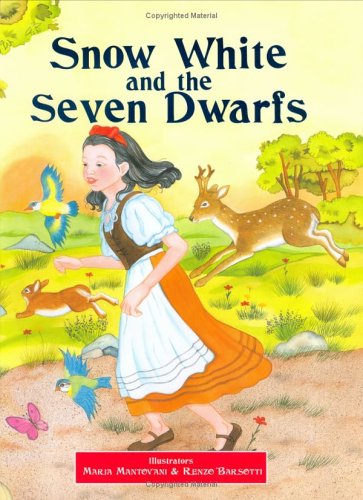 Snow White & the Seven Dwarfs (Classic Fairy Tales) (9781904668558) by [???]