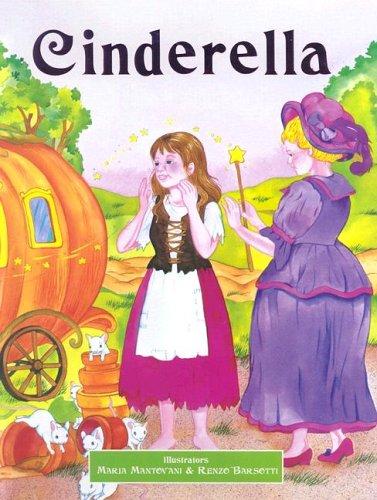 9781904668589: Cinderella (Classica Fairy Tales)