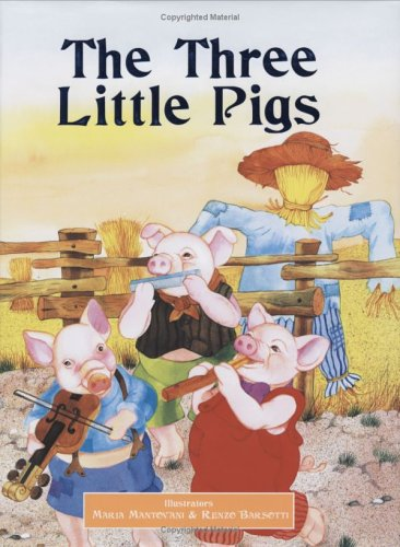 9781904668633: The Three Little Pigs (Classic Fairy Tales)