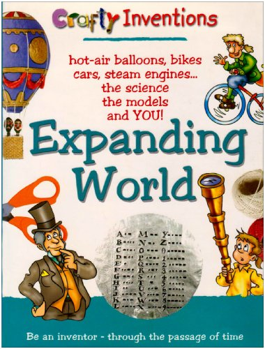 9781904668725: Expanding World (Crafty Inventions)
