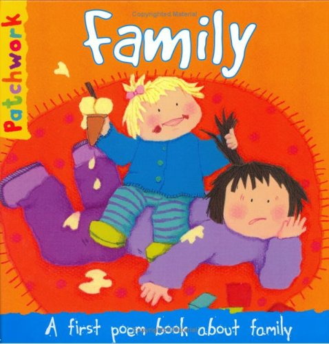 Family: A First Poem Book About Family: Law, Felicia