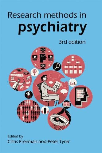 9781904671336: Research Methods in Psychiatry, 3rd Edition