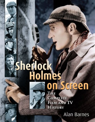 9781904674238: Sherlock Holmes on Screen: The Complete Film and TV History
