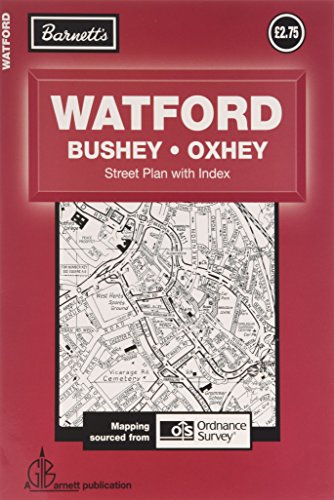 Watford Street Plan: Barnett's