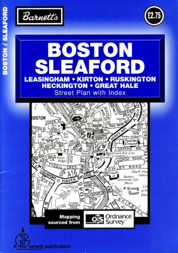 9781904678977: Boston Street Plan (Street Plans)
