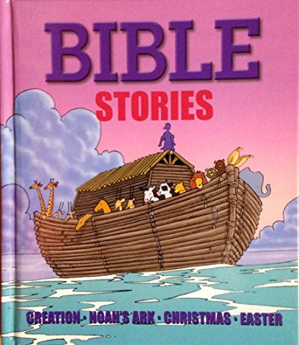 Bible Stories: Creation, Noah's Ark, Christmas, Easter (1904685218) by Alex, Benny