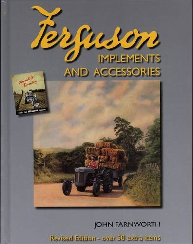 Ferguson Implements and Accessories (Hardback): John Farnworth