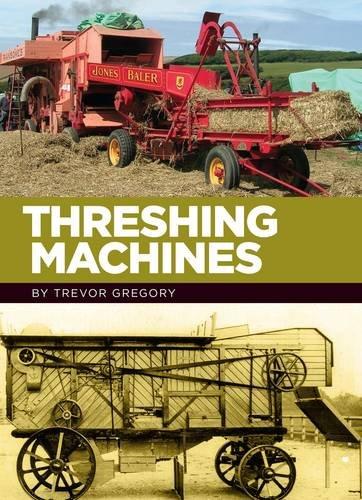 9781904686217: Threshing Machines