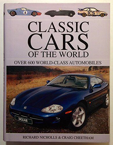 9781904687009: Classic Cars of the World