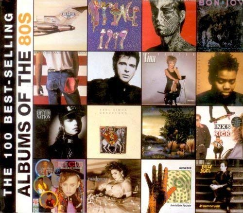 The 100 Best-Selling Albums of the 80s: PETER DODD