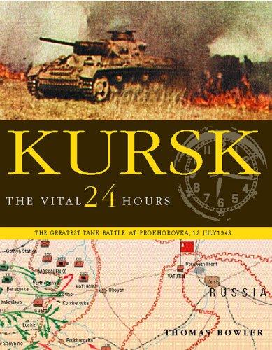 9781904687368: KURSK: The Vital 24 Hours