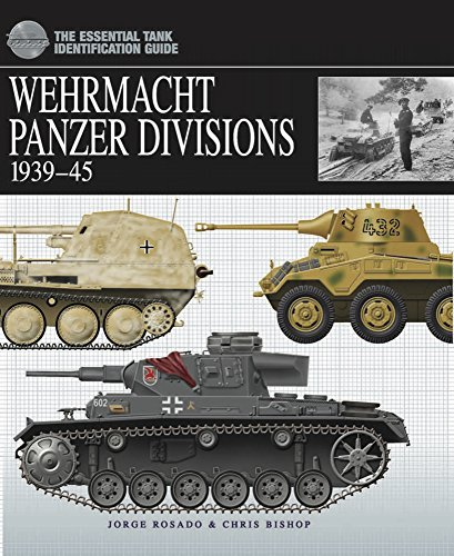 WEHRMACHT PANZER DIVISIONS: 1939-45: Rosado, Jorge