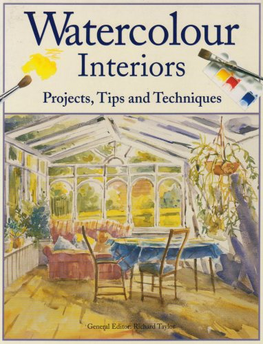 9781904687702: Drawing and Painting Watercolour Interiors