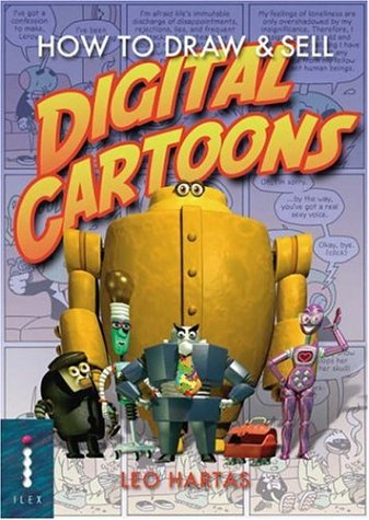 9781904705284: How to Draw and Sell Digital Cartoons