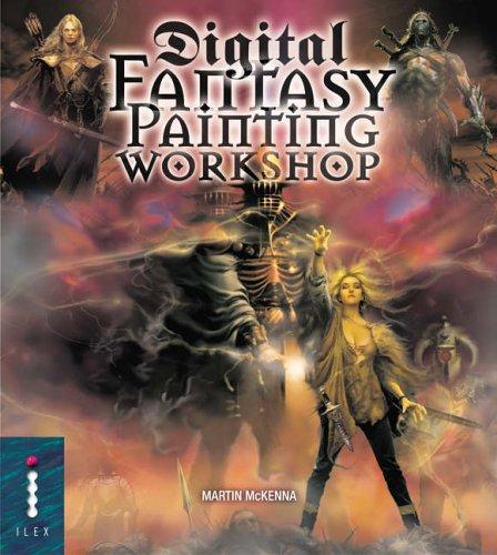 9781904705376: Digital Fantasy Painting Workshop