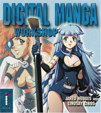 9781904705468: Digital Manga Workshop