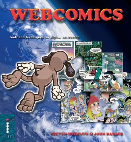 9781904705505: Webcomics - Tools and Techniques for Digital Cartooning