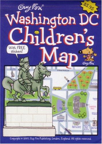 Washington DC Children's Map: Harper, Kourtney