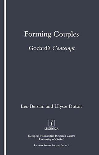 9781904713005: Forming Couples: Godard's Contempt
