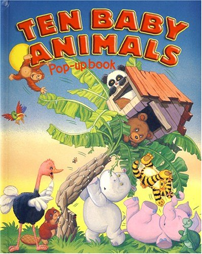9781904717133: Ten Baby Animals (Pop Ups S.)