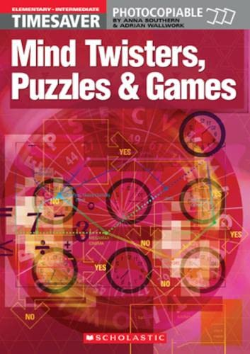 9781904720003: Mind twisters, puzzles and games