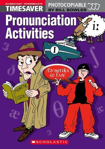 9781904720140: Timesaver Pronunciation Activities Elementary - Intermediate with audio CD