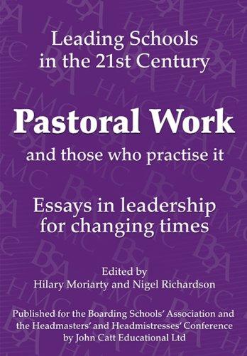 9781904724803: Pastoral Work