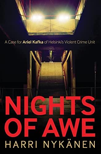 9781904738923: Nights of Awe (Ariel Kafka Mysteries)