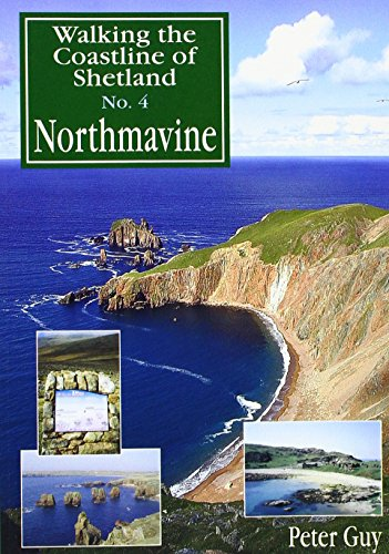9781904746171: Northmavine (Walking the Coastline of Shetland)