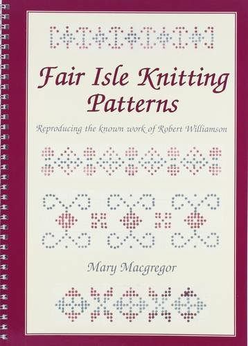 9781904746409 Fair Isle Knitting Patterns Reproducing The Known