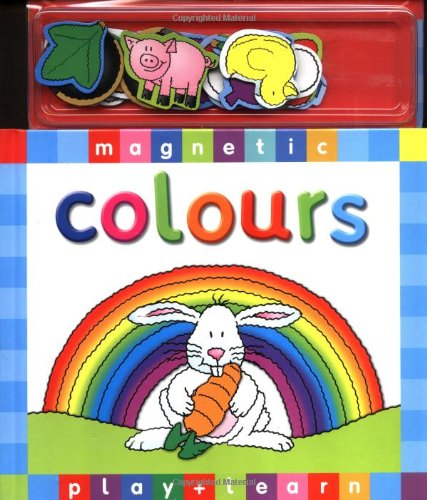 9781904748625: Magnetic Play and Learn Colours