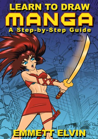 9781904757016: Learn to Draw Manga: a Step-By-step Guide