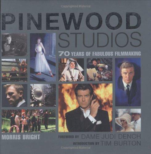 9781904760634: Pinewood Studios: 70 Years of Fabulous Film-Making