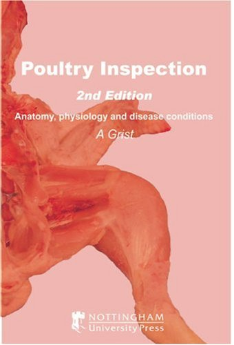 9781904761532: Poultry Meat Inspection: Anatomy, Physiology and Disease Conditions