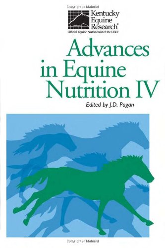 9781904761877: Advances in Equine Nutrition IV