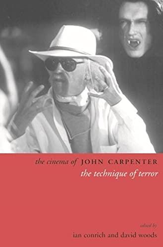 9781904764151: The Cinema of John Carpenter: The Technique of Terror (Directors' Cuts)