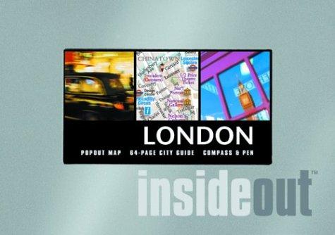 9781904766087: London Insideout (Insideout City Guide: London)