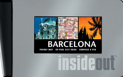 Insideout Barcelona City Guide (Insideout City Guide: Barcelona): Map Group