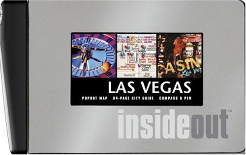 Las Vegas Insideout City Guide (Insideout City Guide: Las Vegas): Group, Map; Group, The Map